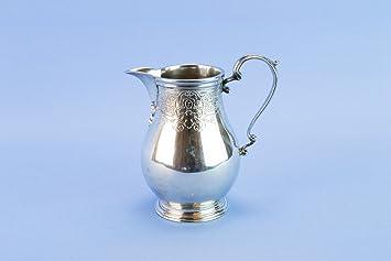 Plata de Ley Salomón Joel Phillips jarra jarra de leche Londres 1914 antiguo Inglés: Amazon.es: Hogar