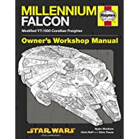 Star Wars YT-1300 Millennium Falcon Owners' Workshop Manual: