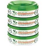 Nursery Fresh Bolsas de repuesto para dispensador Diaper Genie, 272 bolsas, paquete de 4