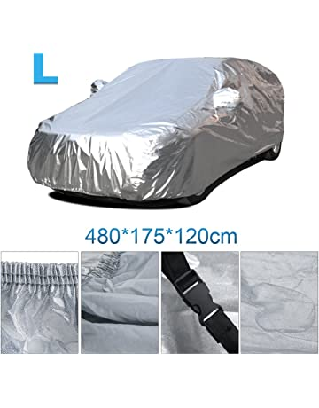 Vinteky®Cubierta del coche a prueba de agua a Prueba de Polvo Anti-UV