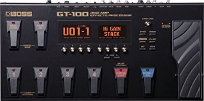 BOSS GT-100 Multi Effects Pedal Image