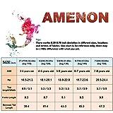 AMENON 3PCS Girls Mermaid Tail Bathing Suit