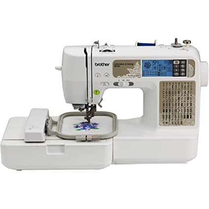 Amazon Brother Sewing And Embroidery Machine 40 BuiltIn Interesting Brother Sewing Machine Amazon