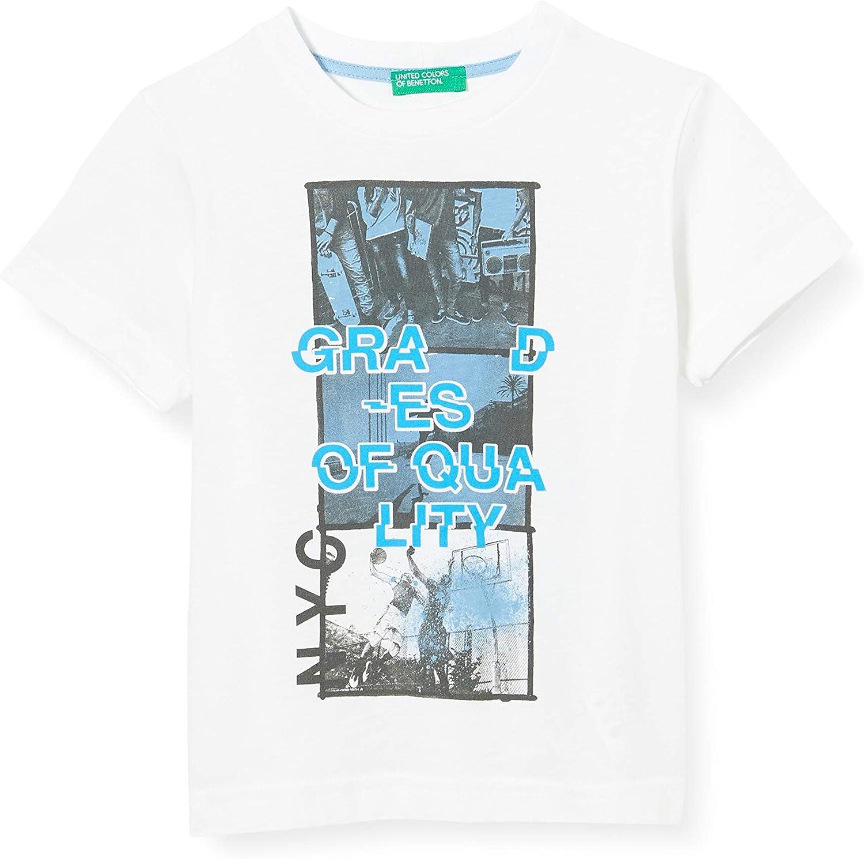 United Colors of Benetton T-Shirt Camiseta de Tirantes para Niños: Amazon.es: Ropa y accesorios