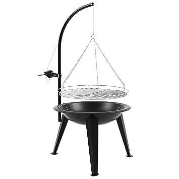 Toro de BBQ Parrilla Barbacoa de carbón, diámetro 55 cm ...