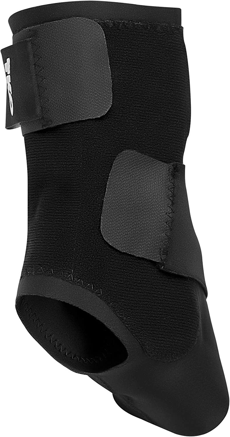 TKO Ankle Sleeve Brace Guard - Comfortable Compression and Support - Stabilizes and Protects During Recovery & Sports - for Basketball, Soccer, Volleyball, Gym, Hiking & Workouts: Health & Personal Care