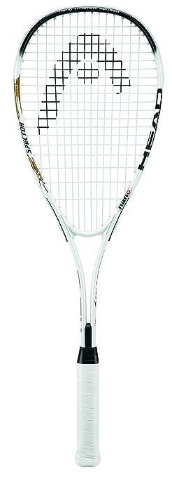 20 opinioni per HEAD, Racchetta da squash, Multicolore (schwarz / weiß), Taglia unica