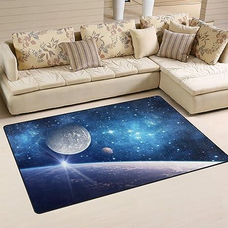 Amazon.com: My Little rodar Espacio Galaxy Planeta Estrellas ...