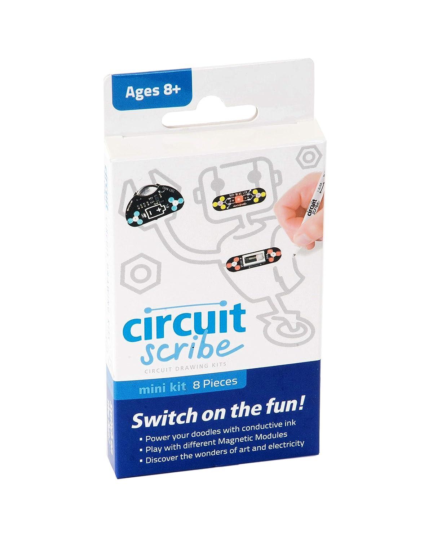 Circuit Scribe Mini Kit Draw Circuits Instantly Electronics Kits 3 Amazon Canada