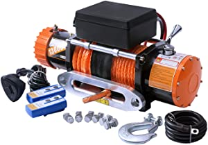 Best Winch For The Money Reviewed In 2020 – Top 7 Picks! 3