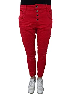 21ccb3a597433 ... avec boutons Baggy copain stretch bermuda capri shorts CARDAGE… EUR  62,89 · Karostar by Lexxury Denim Stretch Baggy-Boyfriend-Jeans Boyfriend 4  Boutons ...
