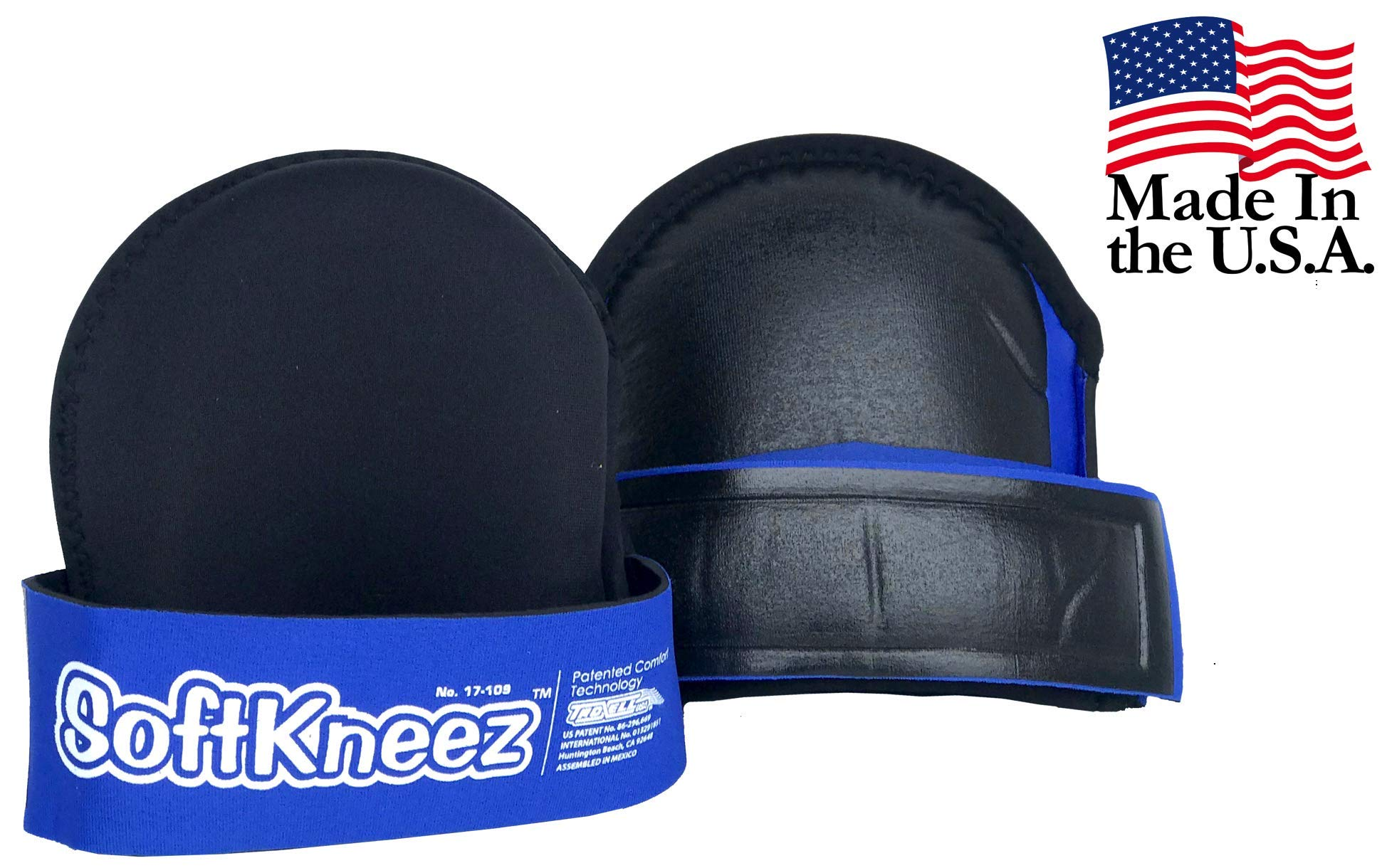 Troxell USA - SuperSoft Kneez Knee Pad (Bagged in Pairs) by TROXELL USA