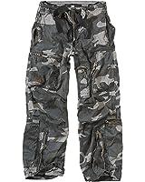 Surplus Infantry Cargo Pantalons Night Camo