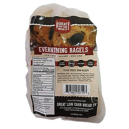 Ideal para pan de carba baja. Bolsas de todo tipo: Amazon ...
