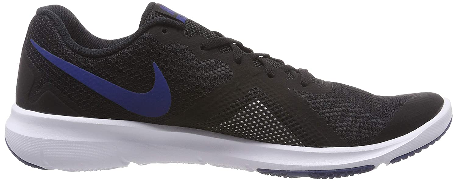 cbfcf44712 Nike Flex Control Ii/Blk-Gym Blue-WHT: Buy Online at Low Prices in India -  Amazon.in