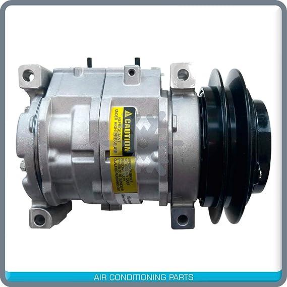Amazon com: New A/C Compressor for 2005-2010 Hino 238 258