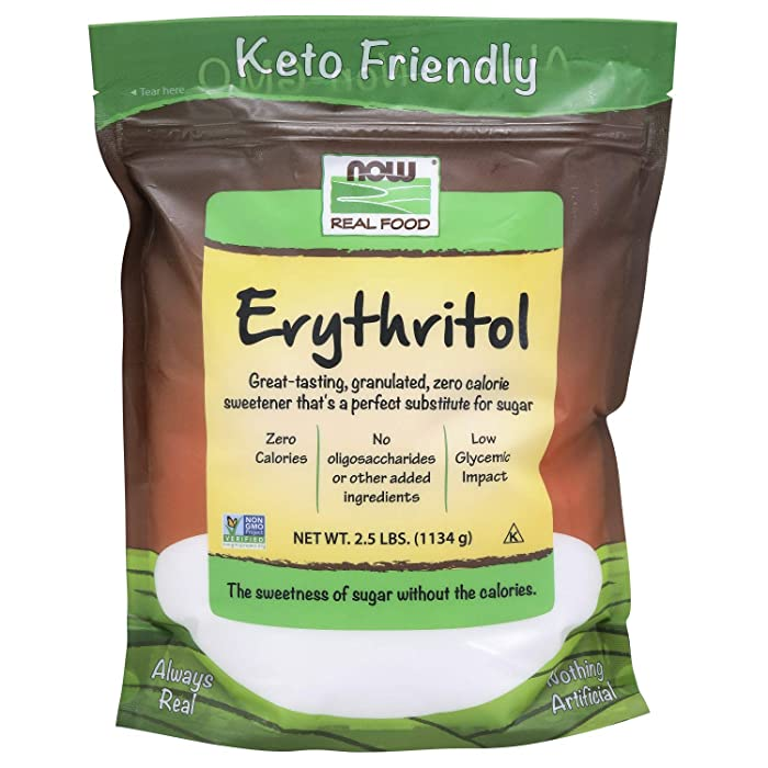 Top 4 Now Food Erythritol