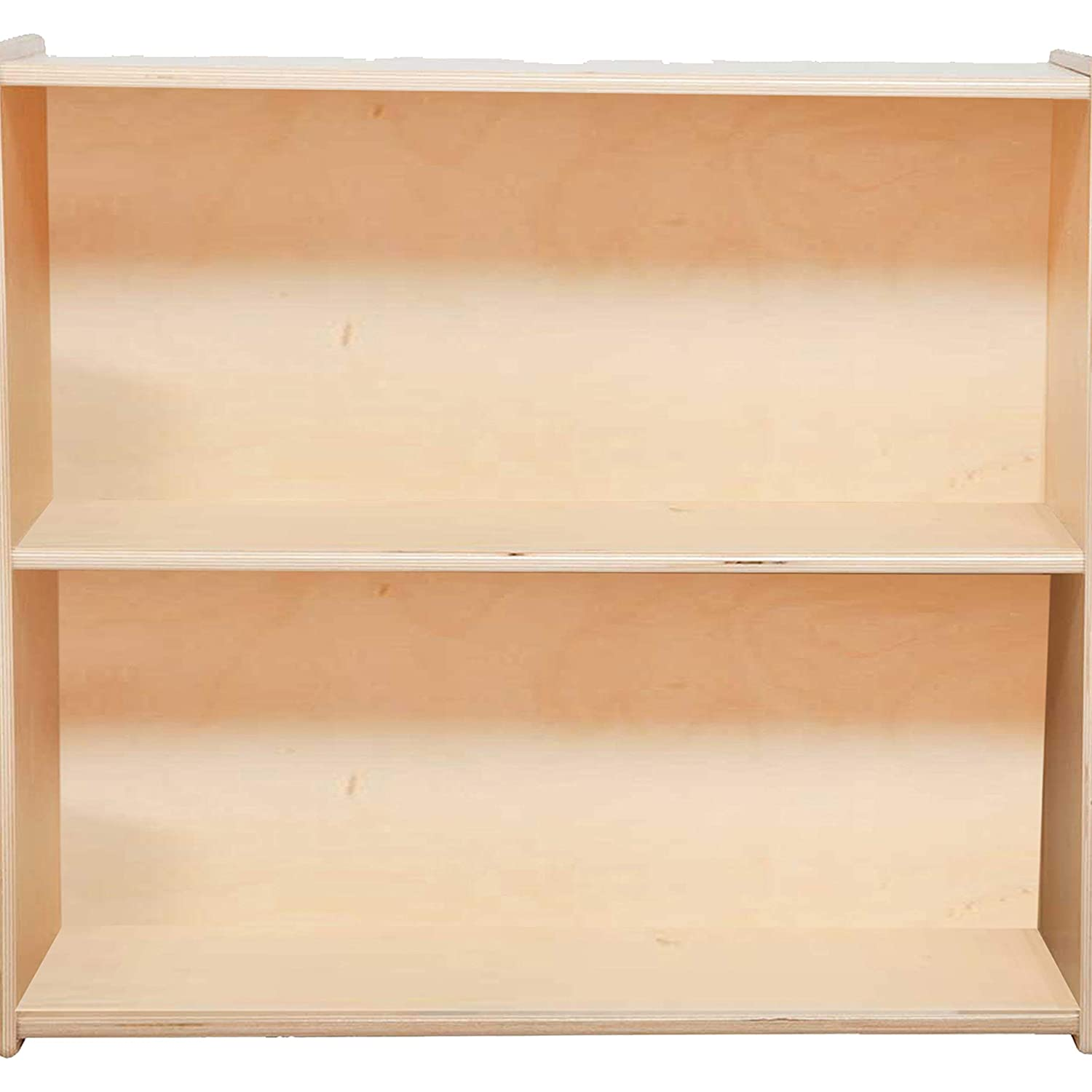 Image of Contender Bookshelf, 27-1/4'H - Assembled Book Display & Storage