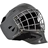 Tron-X Pro Comp Hockey Goalie Mask (Black)