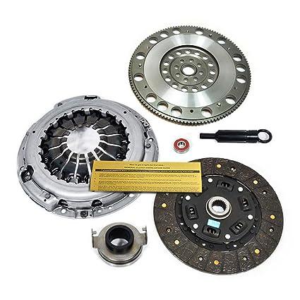 Amazon.com: EFT HD CLUTCH KIT& CHROMOLY FLYWHEEL for 05-11 SUBARU LEGACY GT 2.5L TURBO 5SPEED: Automotive