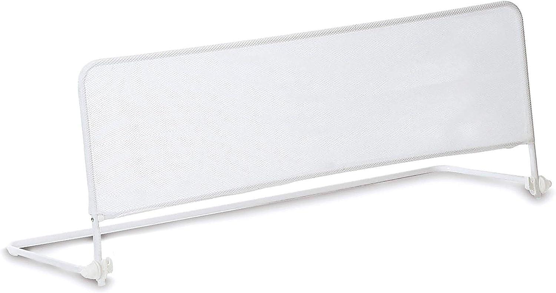 Star Ibaby Babify Protecci/ón Anticaidas Barrera de Cama abatible Color Blanco 50 CM de Altura