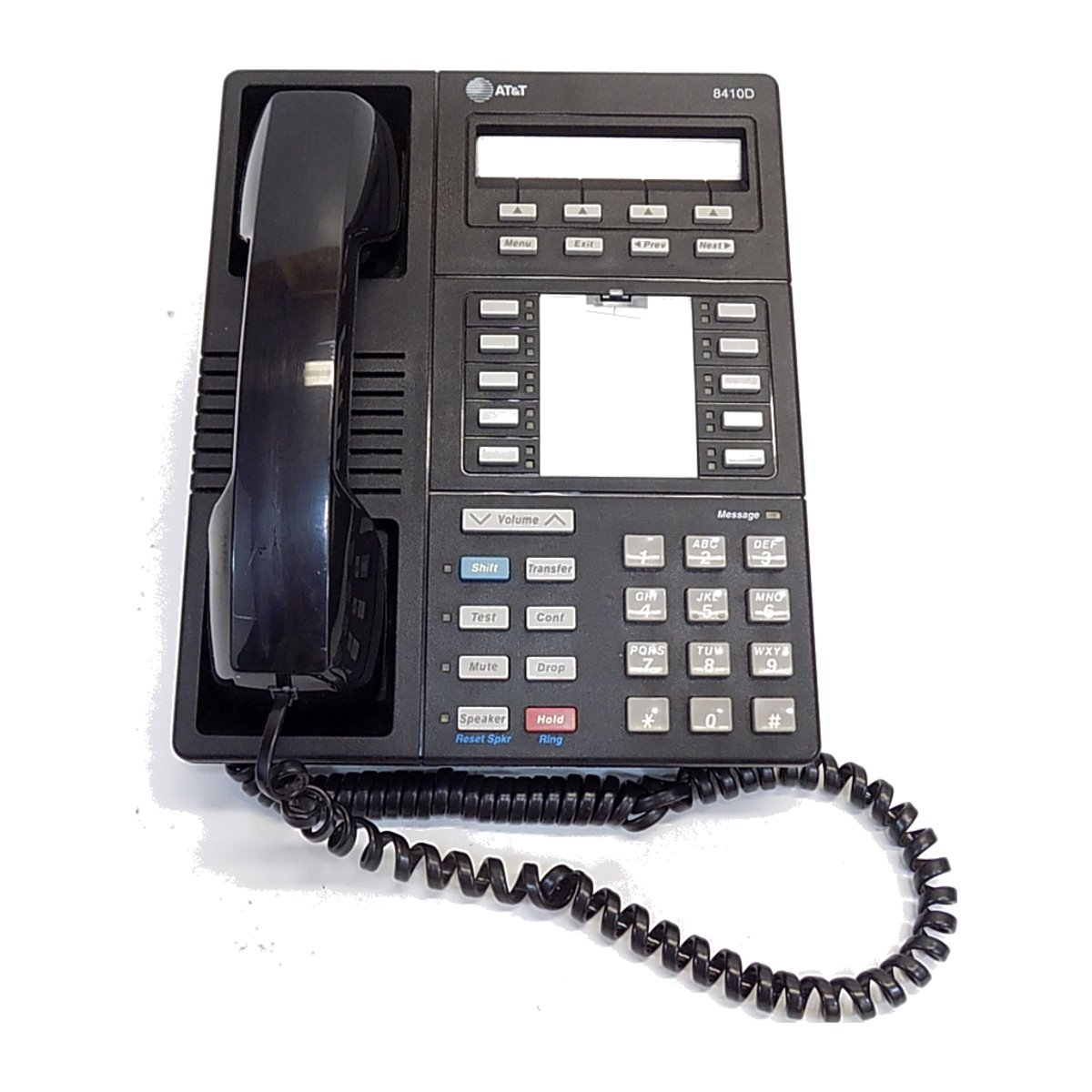amazon com avaya 8410d phone black pbx telephones and systems rh amazon com AT&T 8410D Phone Avaya 8410D Quick Guide