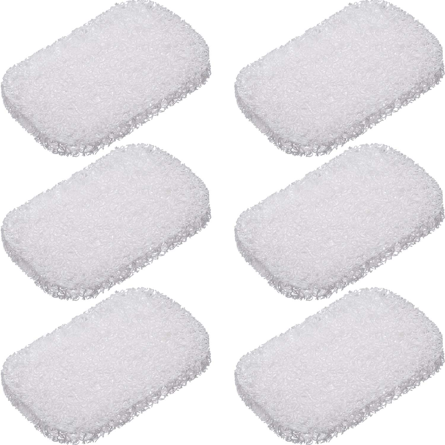 BBTO 10 Pack Soap Saver, Soap Dish Soap Holder Accessory (White) by BBTO