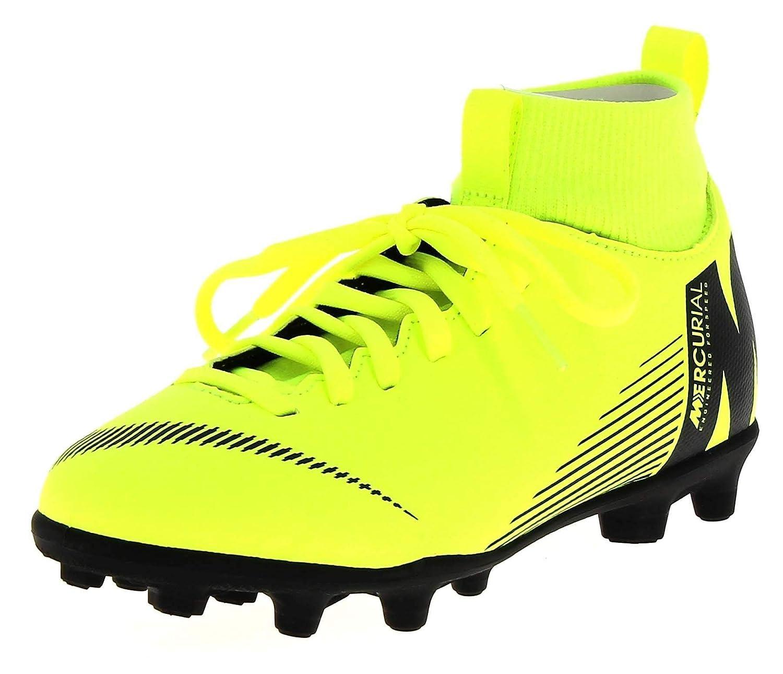 Nike Unisex-Kinder Jr Superfly 6 Club Mg Fußballschuhe,