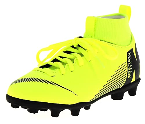 1e496e0e2b6 Nike Unisex Kids  Jr Superfly 6 Club Mg Footbal Shoes  Amazon.co.uk  Shoes    Bags