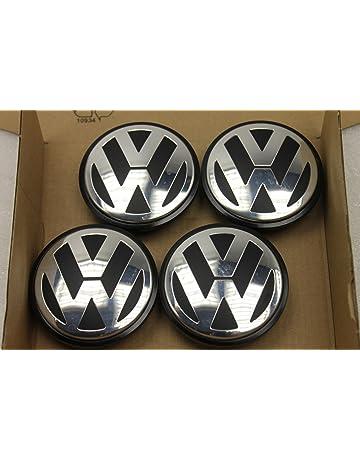 4 unidades Original Volkswagen Golf Passat Touran 3b7601171 Buje Tapa para llantas fa2153
