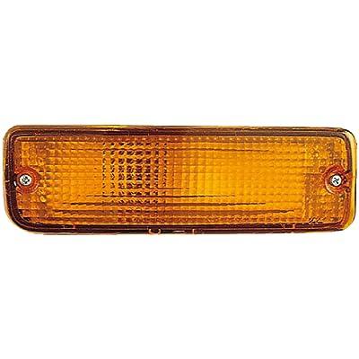Dorman 1630786 Driver Side Parking Light Assembly for Select Toyota Models: Automotive