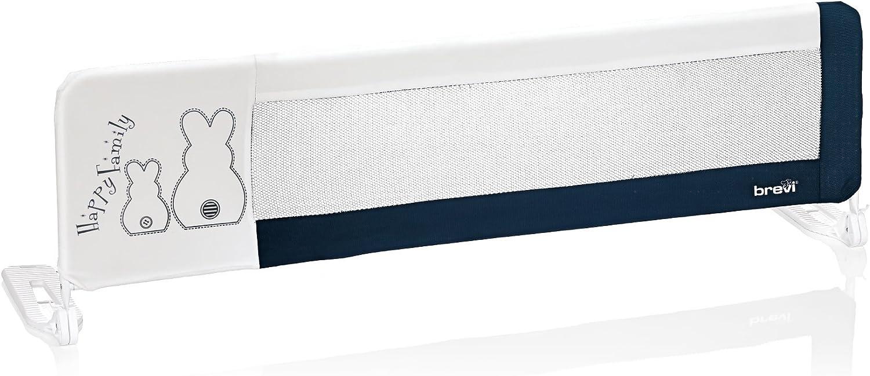 Brevi Barrera de cama, modelo Lapin Marine 150 cm