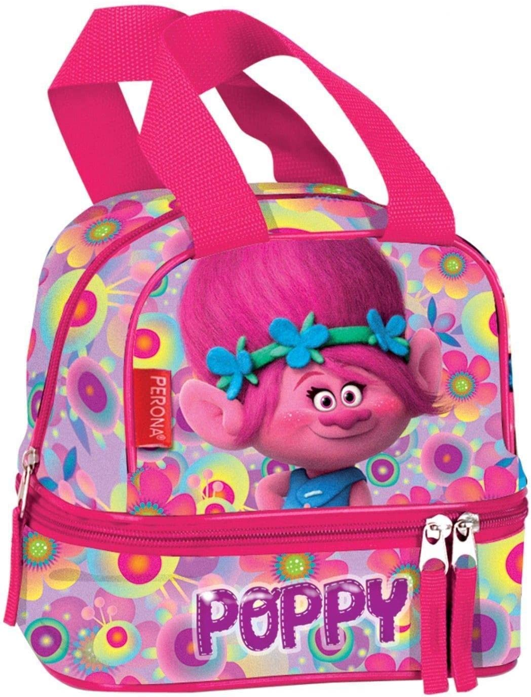 Officially Licensed Children/'s Trolls Movie Character Purse