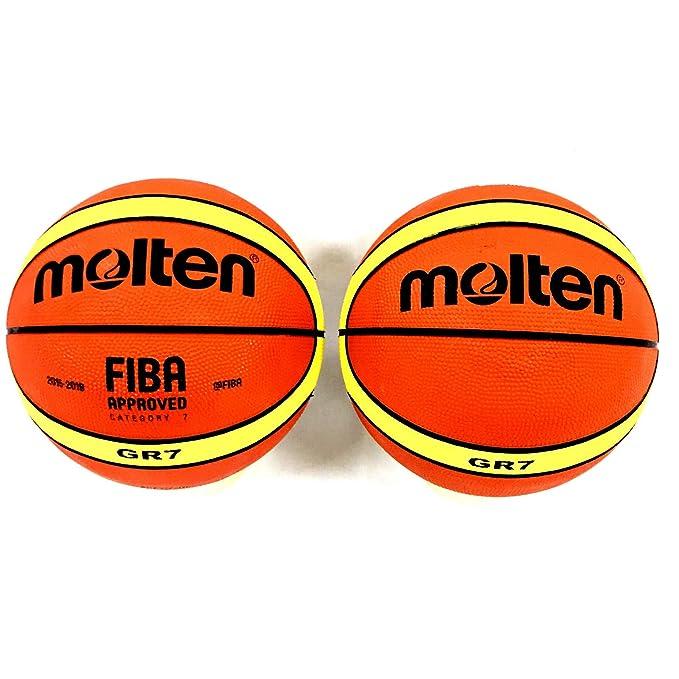Molten GR7 - Balón de Baloncesto (2 Tonos, Aprobado por la Fiba ...