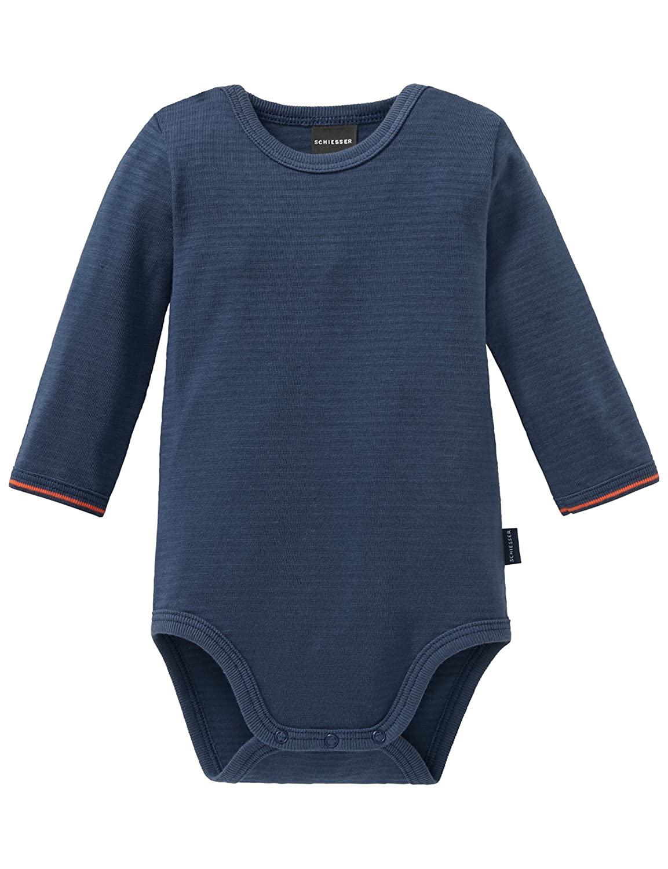 Schiesser Baby-Jungen Strampler 163395