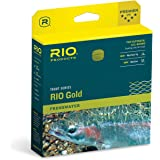 Rio Gold Tournament Competition WF5F Fly Fly Line Orange