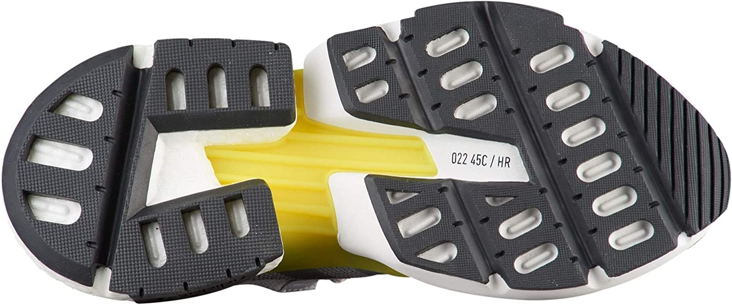 4.5 Grey Two//Grey Two//Shock Yellow adidas Originals POD-S3.1 Youth