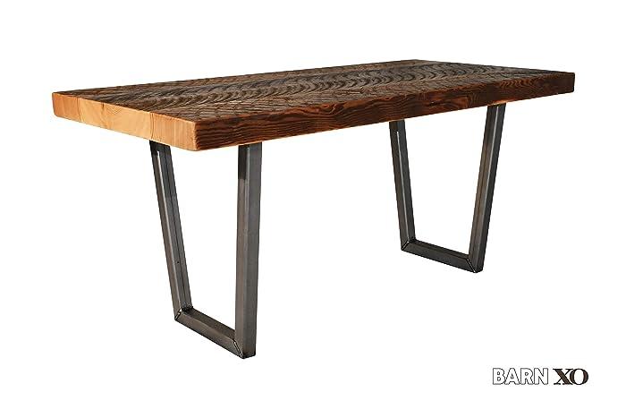 Amazon.com: Brooklyn Modern Rustic Reclaimed Wood Coffee ...