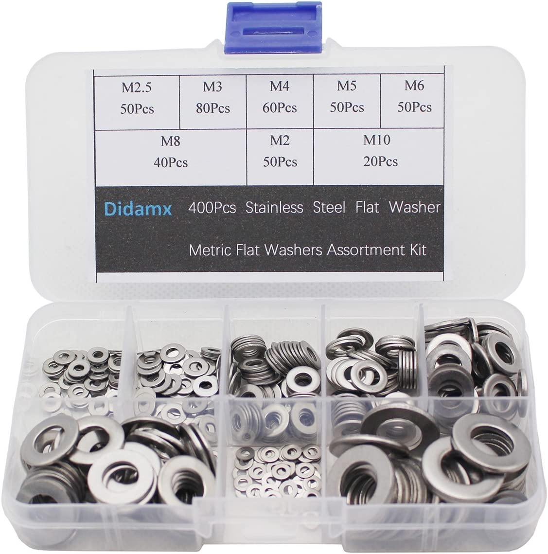 M2 M2.5 M3 M4 M5 M6 M8 SPLIT LOCK WASHERS SPRING WASHERS A4 316 STAINLESS STEEL