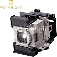 Woprolight for Panasonic ET-LAA410 Premium Quality Replacement Lamp for Panasonic PT-AH1000E PT-AR100EA PT-AH1000EA PT…