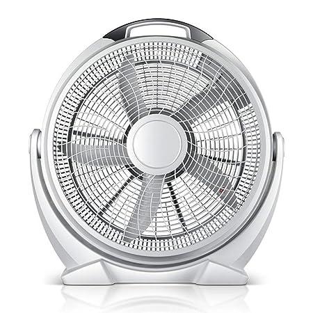 JJSFJH Ventilador de Piso de Mesa Ajustable, Ventilador Industrial ...
