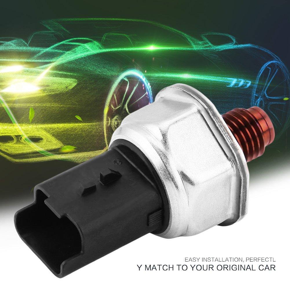 KIMISS Capteur de pression de carburant de voiture capteur /à haute pression de rail commun de carburant pour 9307Z511A