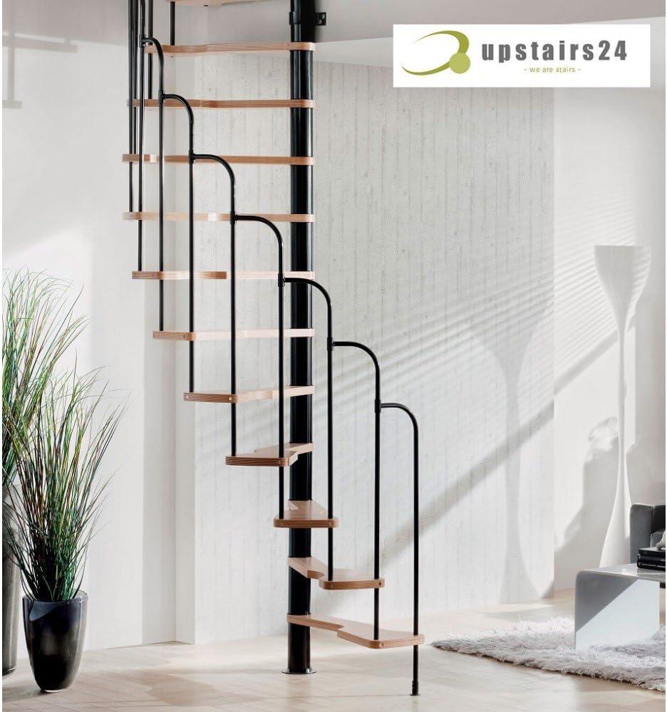 Escalera de caracol Skidoo, de 140 x 70 cm: Amazon.es: Bricolaje y herramientas