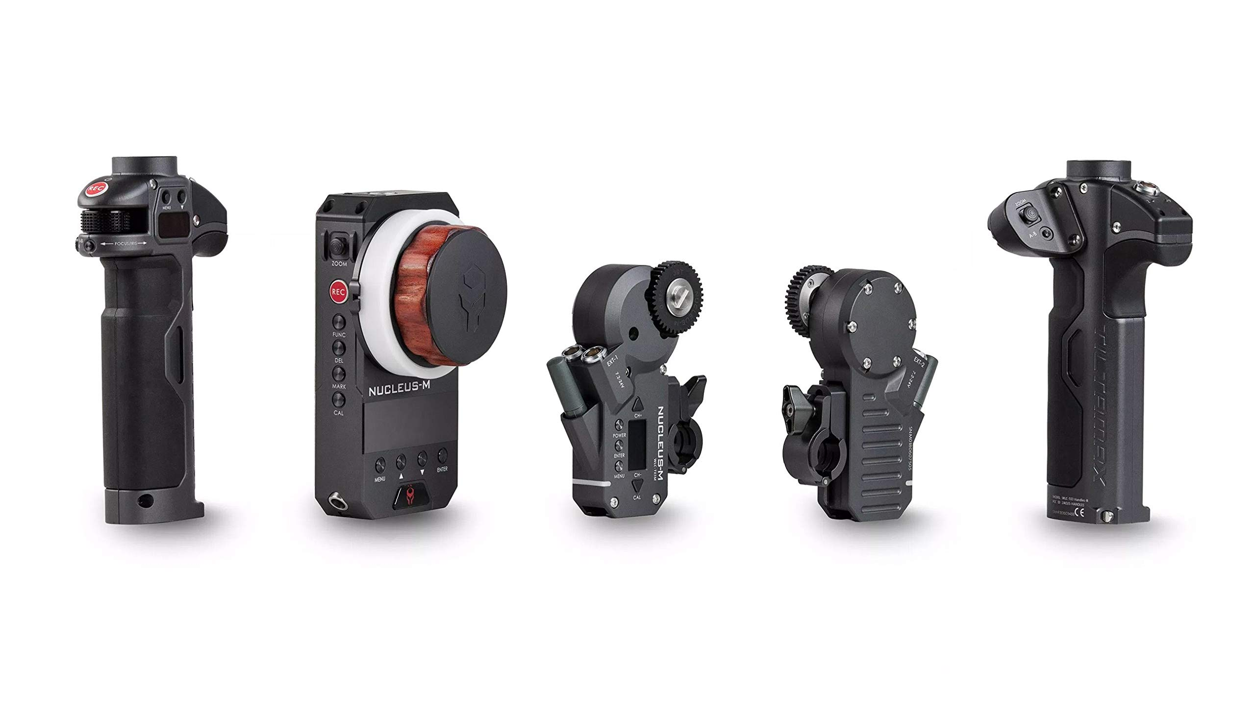 Tilta Nucleus-M: Wireless Follow Focus | Lens Control System | WLC-T03 by Tilta