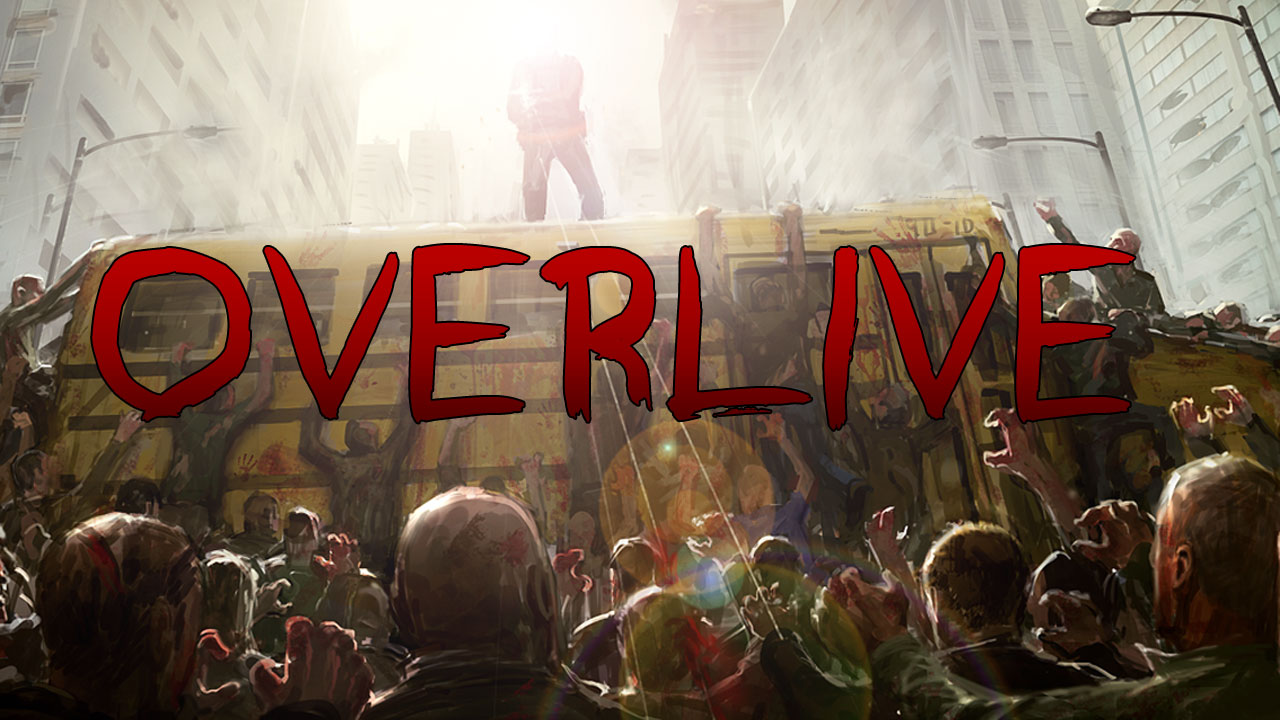 Overlive - Zombie Apocalypse Survival - An Interactive Adventure and Role Playing Game
