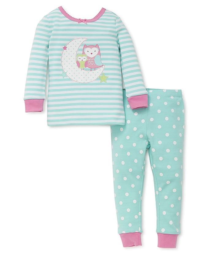 e6ff11211 Little Me Baby Girls  2 Piece Cotton Sleepwear