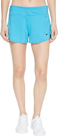b98e4aff4bf53 Nike Women's Cover-Up Shorts Light Blue Fury Small