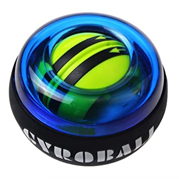 resbo muñeca entrenador muñeca bola de mano Powerball Spinner ...