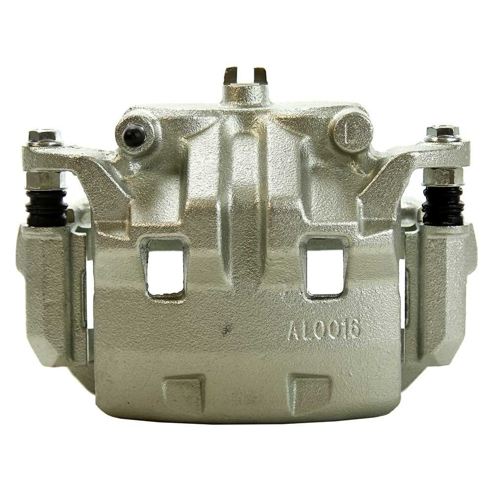 2 Brake Caliper Prime Choice Auto Parts BC30252PR Front Pair