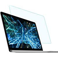 FORITO Anti Blue Light Anti Glare Screen Protector for MacBook Air 13-inch with Retina Display and Touch ID, 2-Pack Eye…